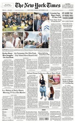 The-New-York-Times-quotidiano