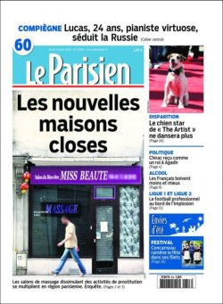 le-parisien-quotidiano