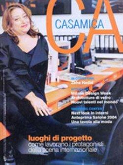 Casamica for Rcs riviste