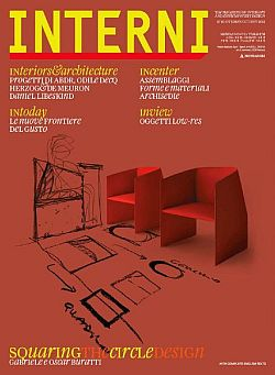Interni rivista for Copie arredamento design