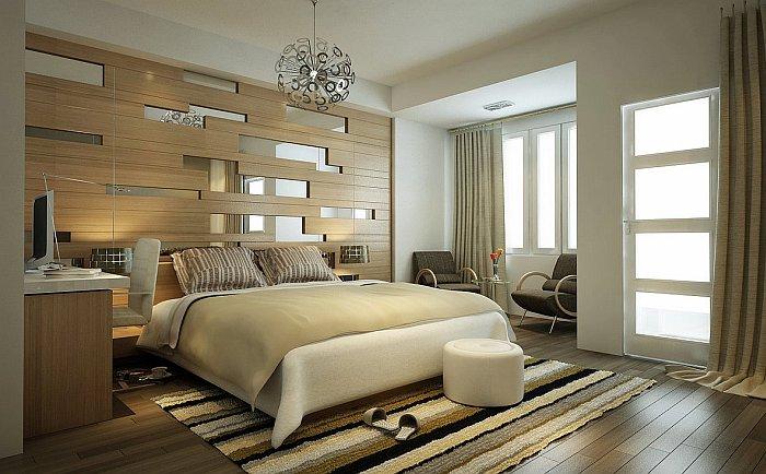 Idee per camera da letto moderna